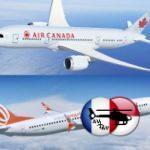 Air Canada partage avec GOL, Japan Airlines avec TAM Airlines